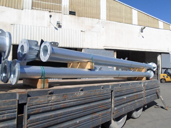 Galvanisation derives de tubes