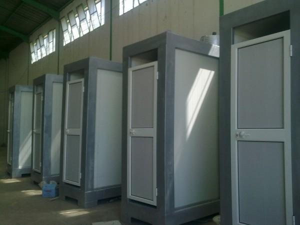 Cabines modulaire et préfabriqué